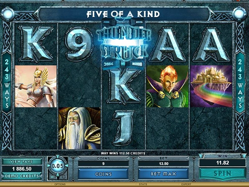 Thunderstruck slot review: a comprehensive discussion of the sequel to the original